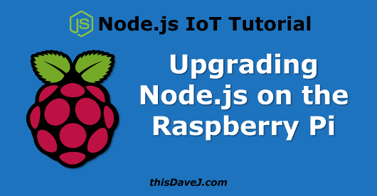 upgrading nodejs