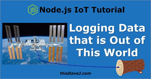 IoT logging